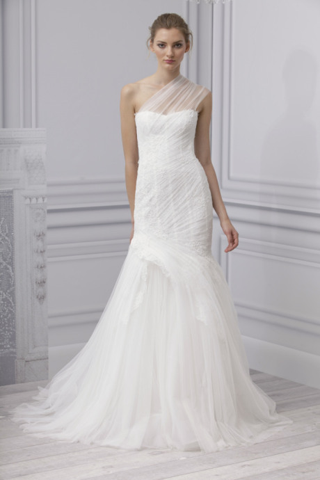 Wedding Dresses 2013 – Top 10 Trends & Best DesignersTo Choose From ...