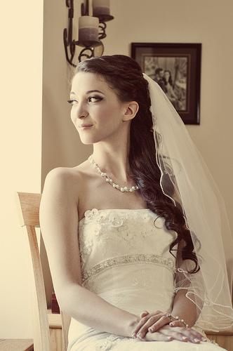Bridal Wedding Make Up - Costinhampikitty Flickr.com