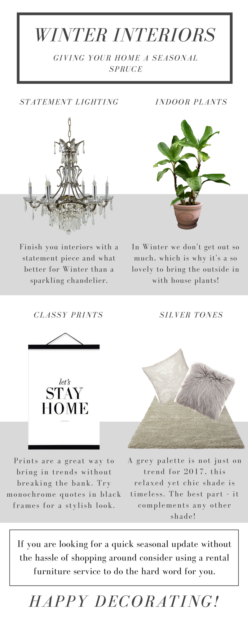 Interior Trends 2017 Pieces You Need This Winter Help I M
